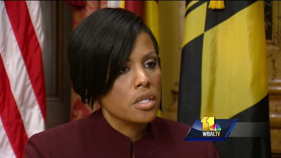 The death of Freddie Gray and the reaction that followed last April had a profound impact on the administration of Baltimore Mayor Stephanie Rawlings-Blake.