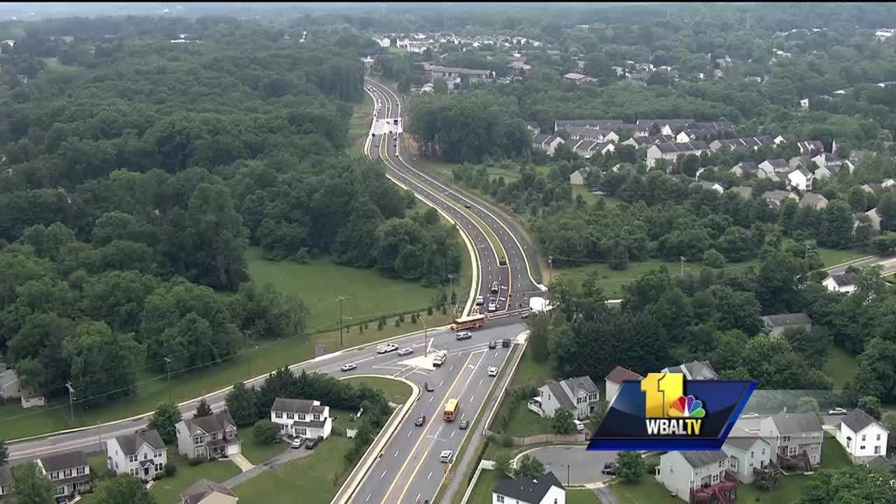 Getting from Owings Mills to Randallstown just a got much easier. A $13 million project connecting Owings Mills Boulevard started in 2013 and is now complete. Officials cut the ribbon Thursday morning, opening the connection, which started as part of Baltimore County's master plan.