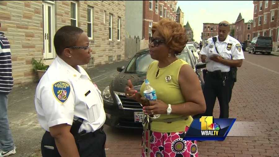 Community association presidents from west Baltimore are trying to address what they say is a lack of police attention and presence in their neighborhoods. The group, which also included religious leaders, community activists and resident, shared their specific concerns during a news conference on Wednesday.