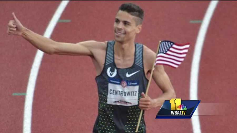 Matthew Centrowitz, a 2007 Broadneck High School graduate, is preparing to compete in the 1,500-meter run for the United States in the Rio Olympics Games. Centrowitz just missing out on winning a medal in the 2012 Olympics in London.