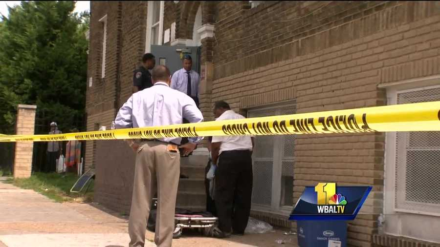 There have been 31 homicides in Baltimore in July, with the most recent one being Tuesday morning.