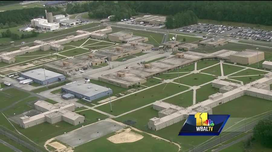A three-year investigation has led to two federal grand jury indictments of 80 people in a racketeering conspiracy operating at Maryland's largest state prison, federal officials said Wednesday.