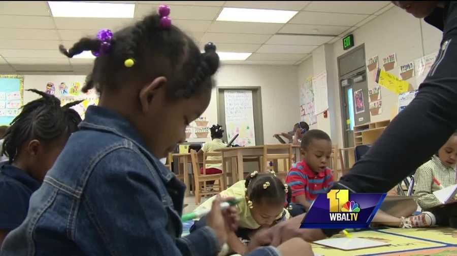Are some children too young to be suspended from school? A Baltimore legislative delegation believes the answer is yes, and will push for legislation in the next session to ban the suspension of some of the state's youngest students.