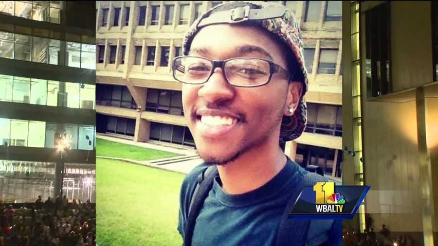 Police and family members are still searching for answers in the murder of a Morgan State University student. Marcus Edwards was stabbed at an intersection near the college campus in September. His mother is pleading for help from the community to help police solve this case.