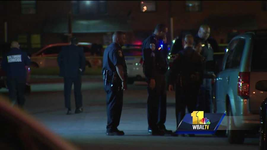 Baltimore police say an officer accidentally shot himself in his wrist while responding to a carjacking. Authorities had initially said the officer was shot by a suspect. Deputy Commissioner Jason Johnson said at a news conference Thursday afternoon that the 15-year veteran officer was in good condition at a hospital. Police have not interviewed the injured officer yet, but said video evidence indicates he shot himself in the wrist, and that's the only gunfire that happened during the situation Wednesday night.