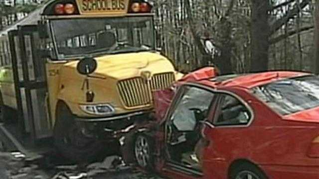 2012: Crash involving Silver Lake Regional High School students