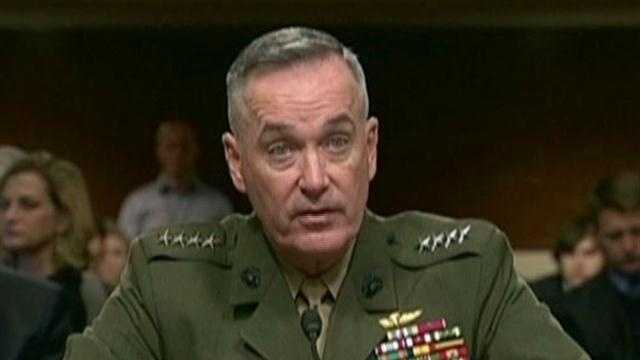 The next general to lead U.S. forces in Afghanistan could very well come from Quincy, Massachusetts. Joseph Dunford, Jr. went to B.C. High, where school administrators talk about a man dedicated to family, country, service and roots.