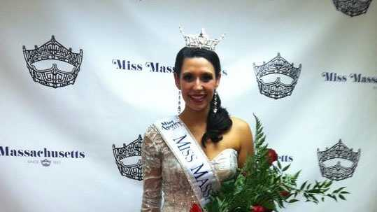 Amanda Narciso, of Taunton, was crowned Miss Massachusetts 2013 at the 74th annual Miss Massachusetts Scholarship Pageant in Worcester on Saturday, June 30, 2013.
