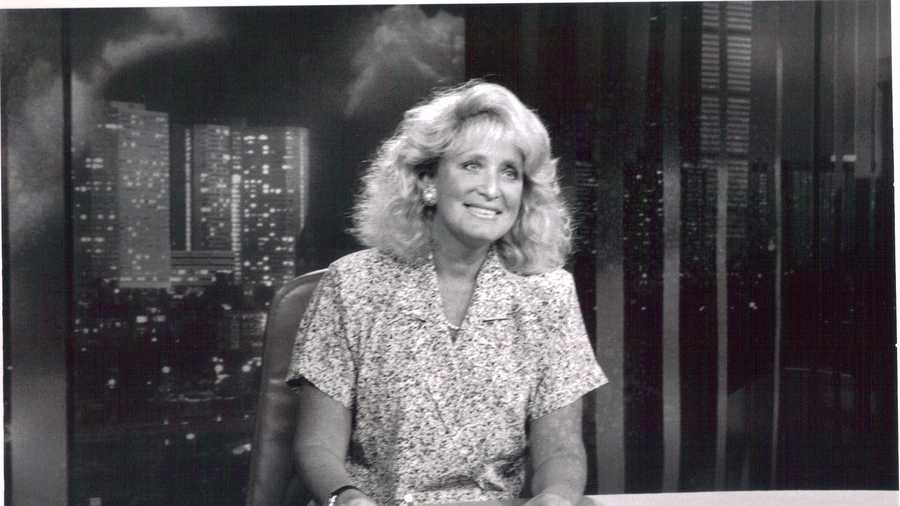 Susan joined WCVB in 1981 and was named anchor of WCVB-TV's Midday newscast in February 1989.