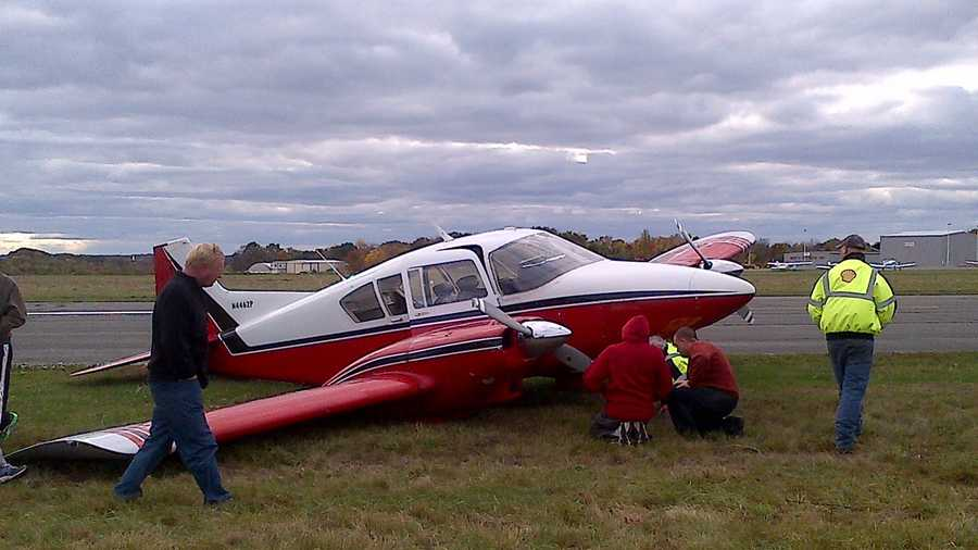 Authorities responded to a hard landing by a plane at Beverly Airport on Sunday afternoon. The incident occurred shortly after 3 p.m. on Sunday., and involved a one engine plane, according to Beverly police.