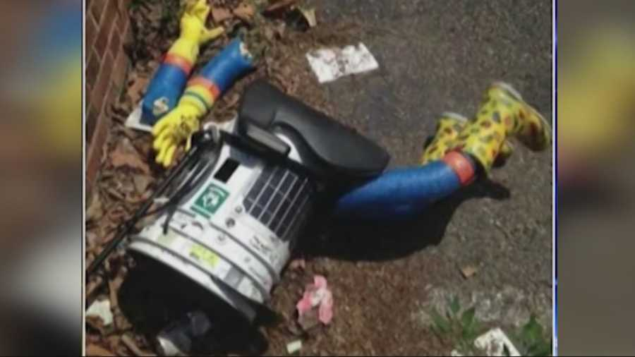 A hitchhiking robot that captured the hearts of fans worldwide met its demise in the U.S.