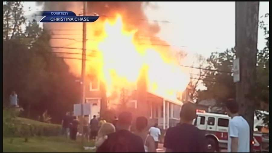 A fire at a multifamily home on School Street in Franklin has been deemed suspicious, according to the fire chief. WMUR's Kristen Carosa has more.