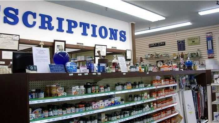 Tura's Pharmacy has closed after a long history of filling prescriptions in Kingston.