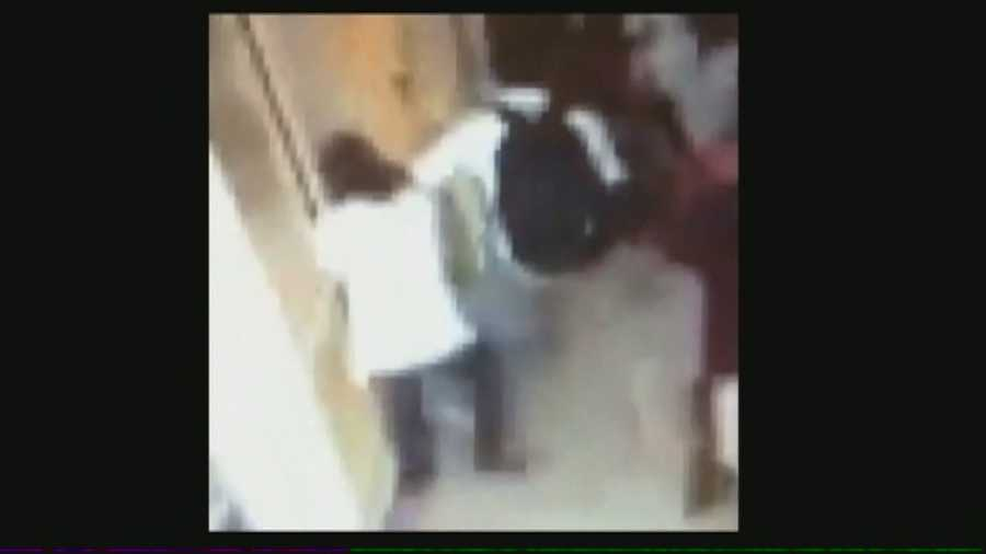 There was an altercation at Chalmette High School Tuesday morning.