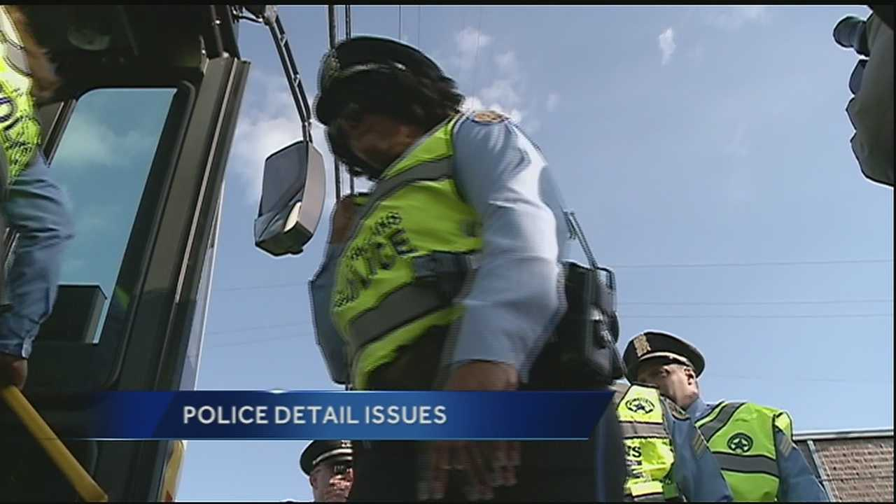 Police associations in New Orleans have concerns about how the new paid detail system is managing officers.