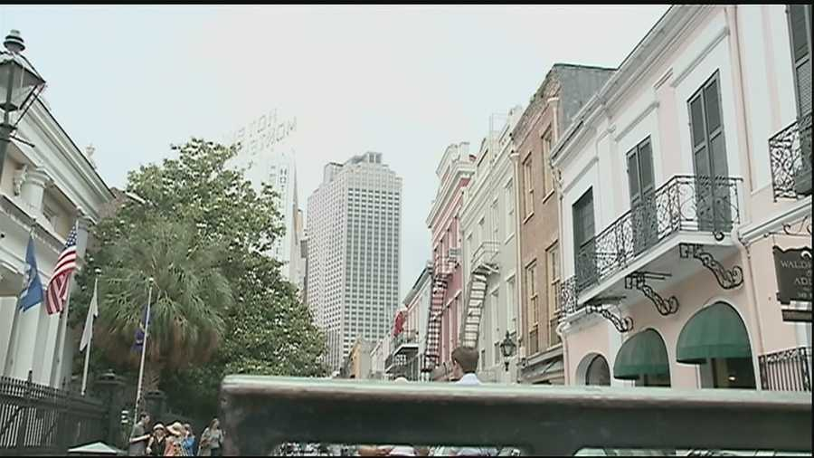 While the founder of a group called the French Quarter Minutemen wants to keep the area safe, some say the concept is too risky.