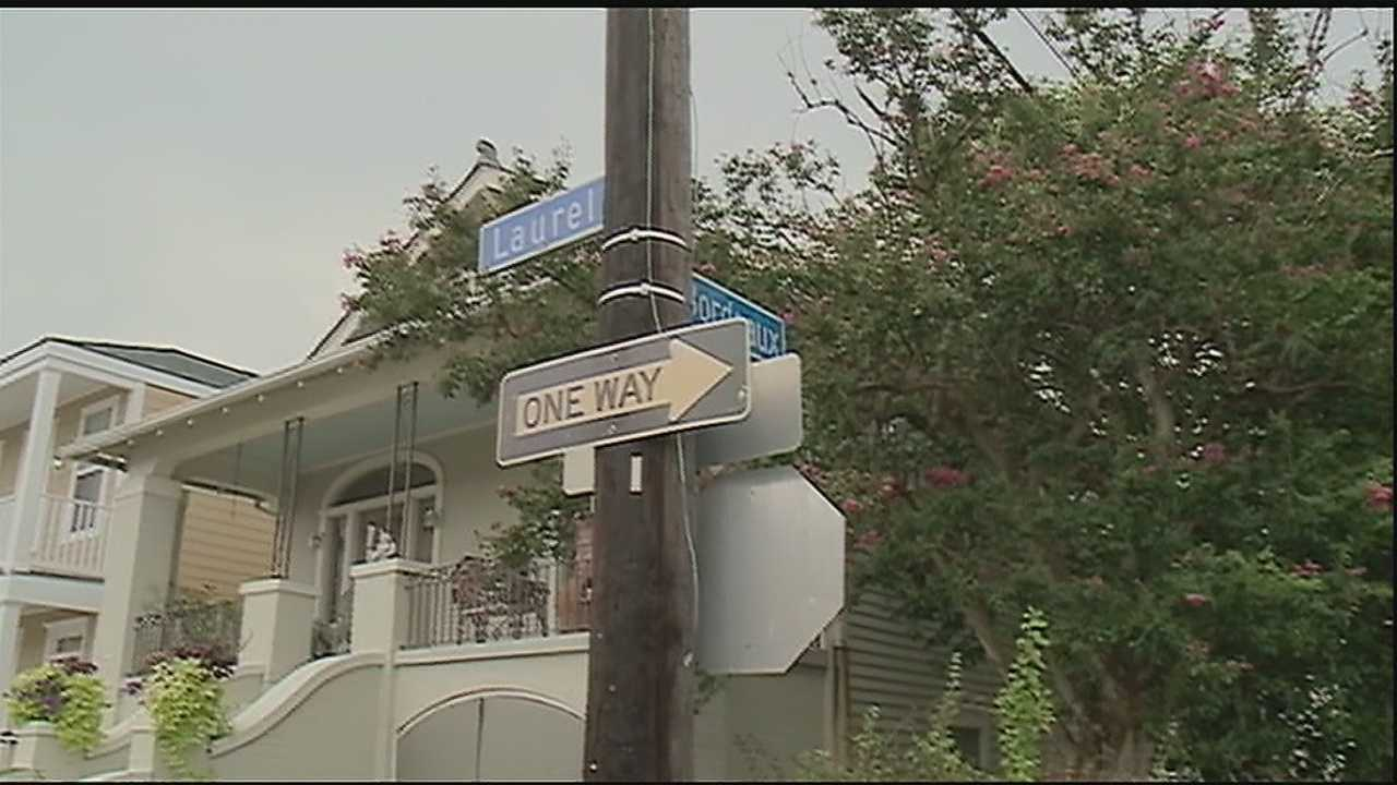 A woman says she's raped at gunpoint in one Uptown neighborhood.
