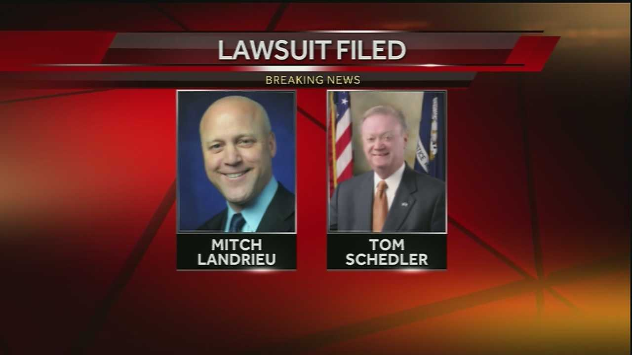 The lawsuit comes as the Landrieu administration has learned Schedler will include the Juvenile Court District E seat on the ballot the fall.