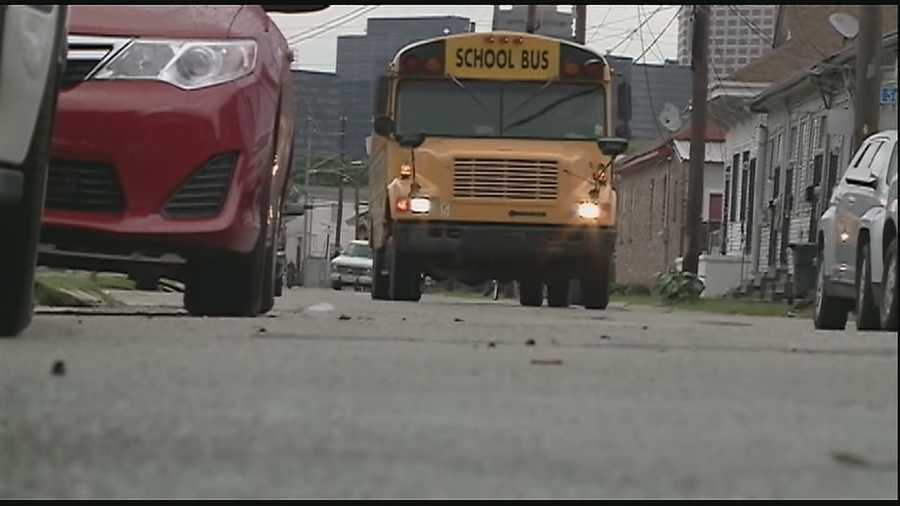 A New Orleans City Councilwoman is working to make school transportation safer.