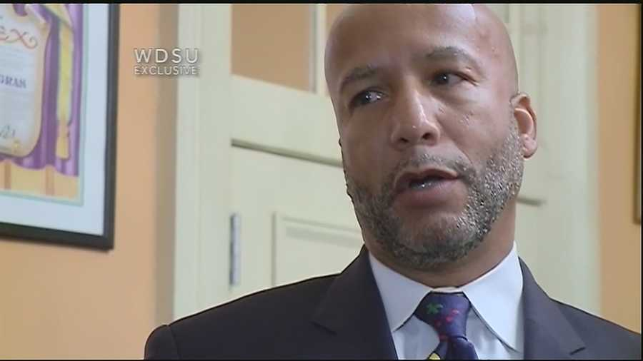 Former New Orleans Mayor Ray Nagin will report to federal prison in Texarkana, Texas, to begin his 10-year sentence.