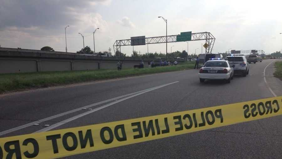 The bodies of a woman and a toddler were found in Gentilly on Monday afternoon.