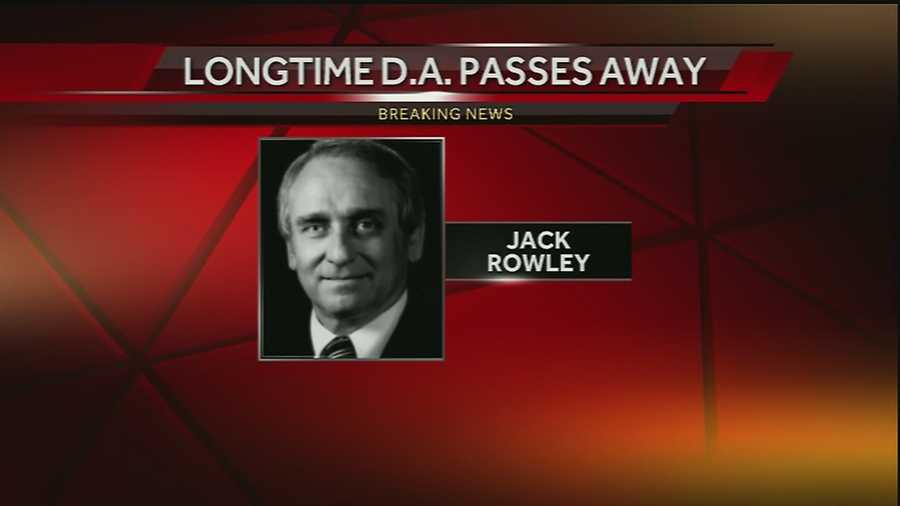 Sources tell the WDSU I-team that 83-year-old Jack Rowley died in his home Wednesday night. Rowley had recently been dealing with health complications.