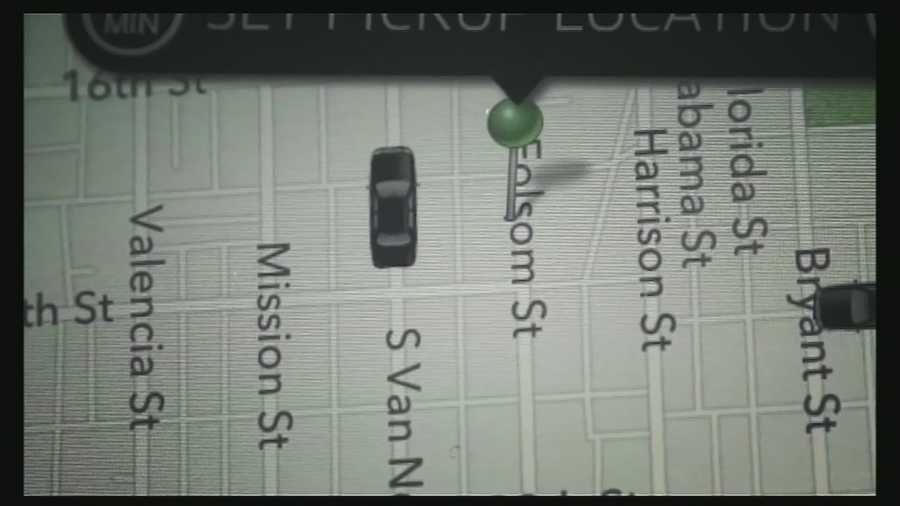 Area residents ringing in 2015 in New Orleans may be spending hundreds more trying to get a ride with a new car service operating in the city.
