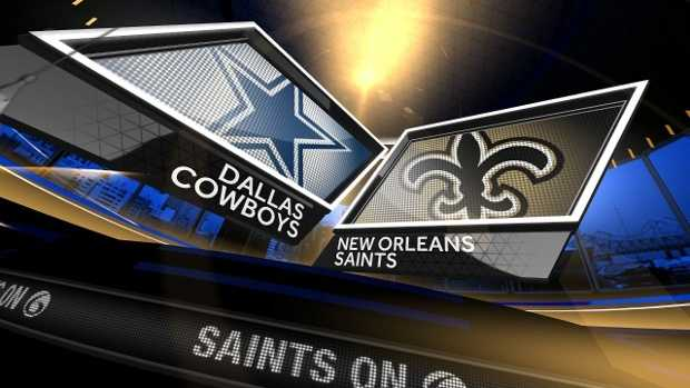 Saints vs. Cowboys
