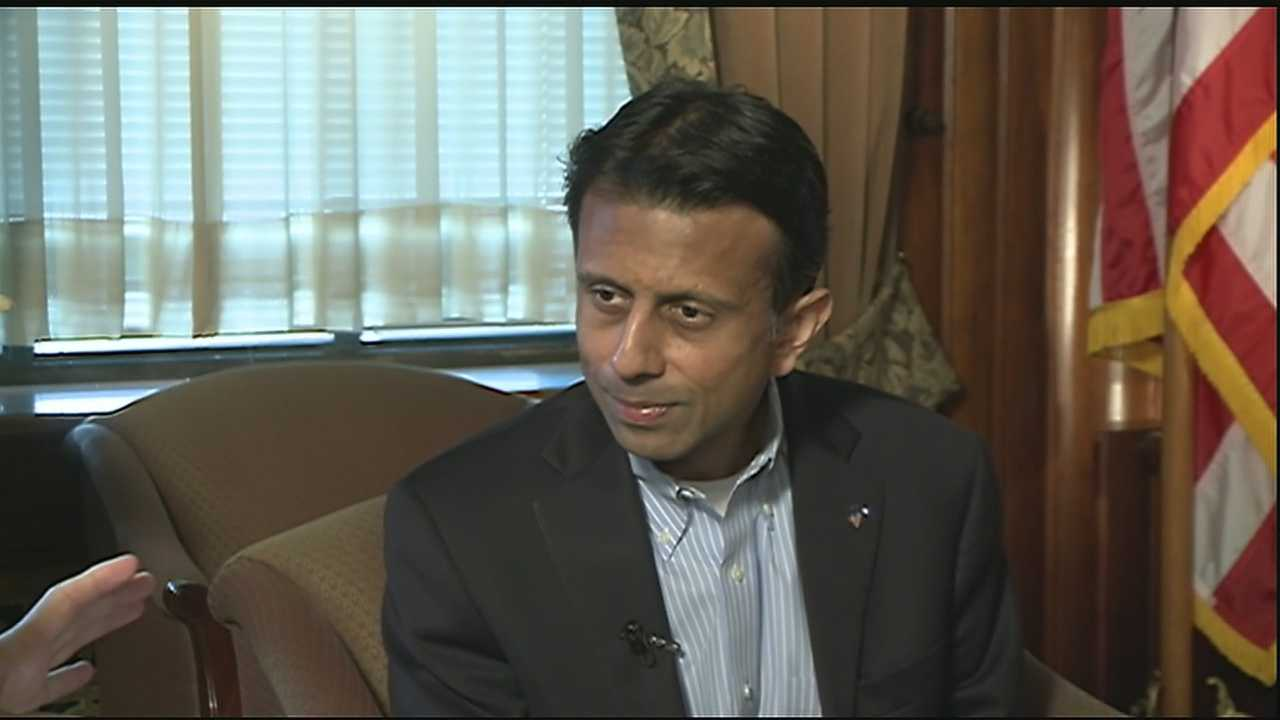 Just days before he walks out of the governor's mansion, Bobby Jindal is speaking out about his tenure as Louisiana's chief of state.