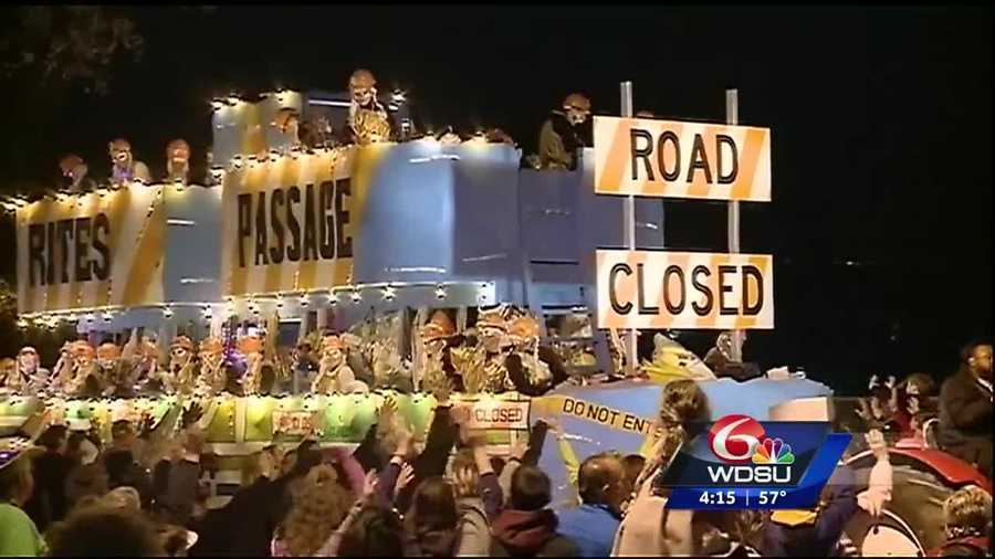 Ahead of Carnival season 2016, local, state and federal officials discussed Tuesday how they are preparing for parades and crowds in New Orleans.
