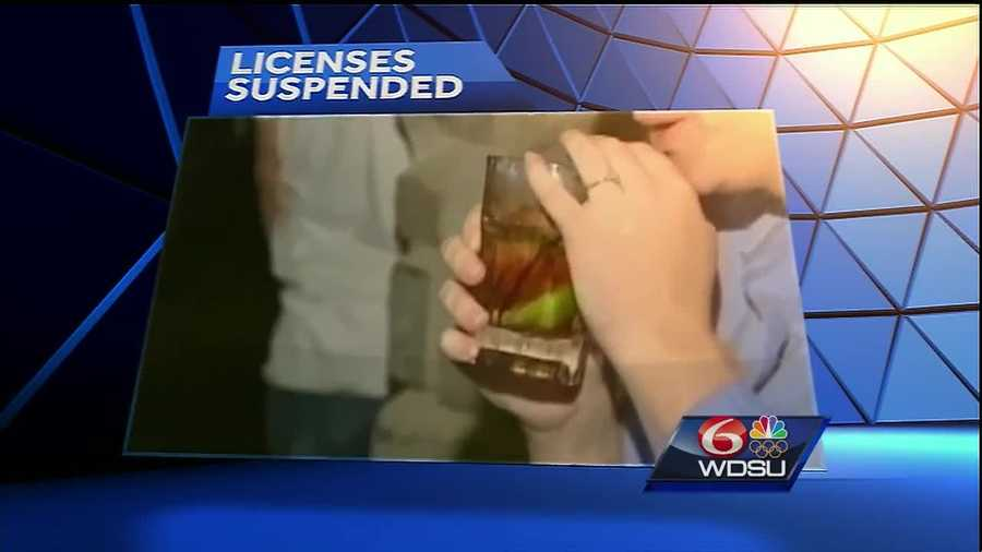 An undercover sting ends with more than 60 liquor licenses being suspended at Metairie businesses.