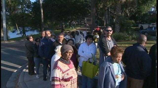 The Pendas Law Firm helped make many local families' Thanksgiving better by giving 1500 turkeys away.
