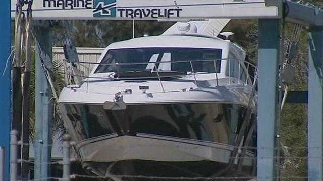 About 200 people will be losing their jobs in Brevard County when a major boat manufacturer closes its factory on Merritt Island.