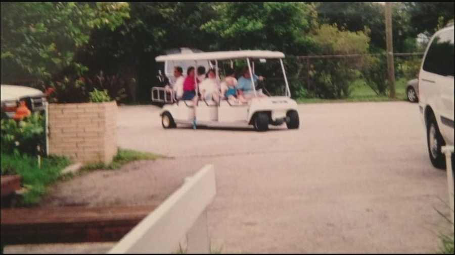 A local home for children with special needs is hurting after thieves stole an often-used golf cart earlier this month.