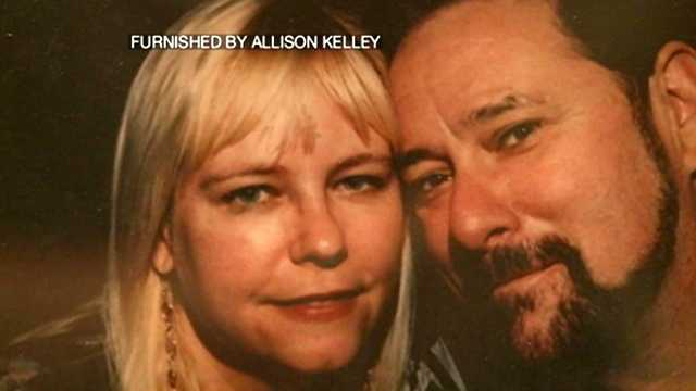 Allison Kelley thought the ashes of her late husband, Chuck Kelley, were gone forever.