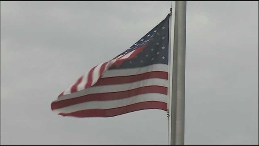 A state lawmaker in Brevard County has filed a bill that would require all publicly owned United States and Florida flags to be made in America.