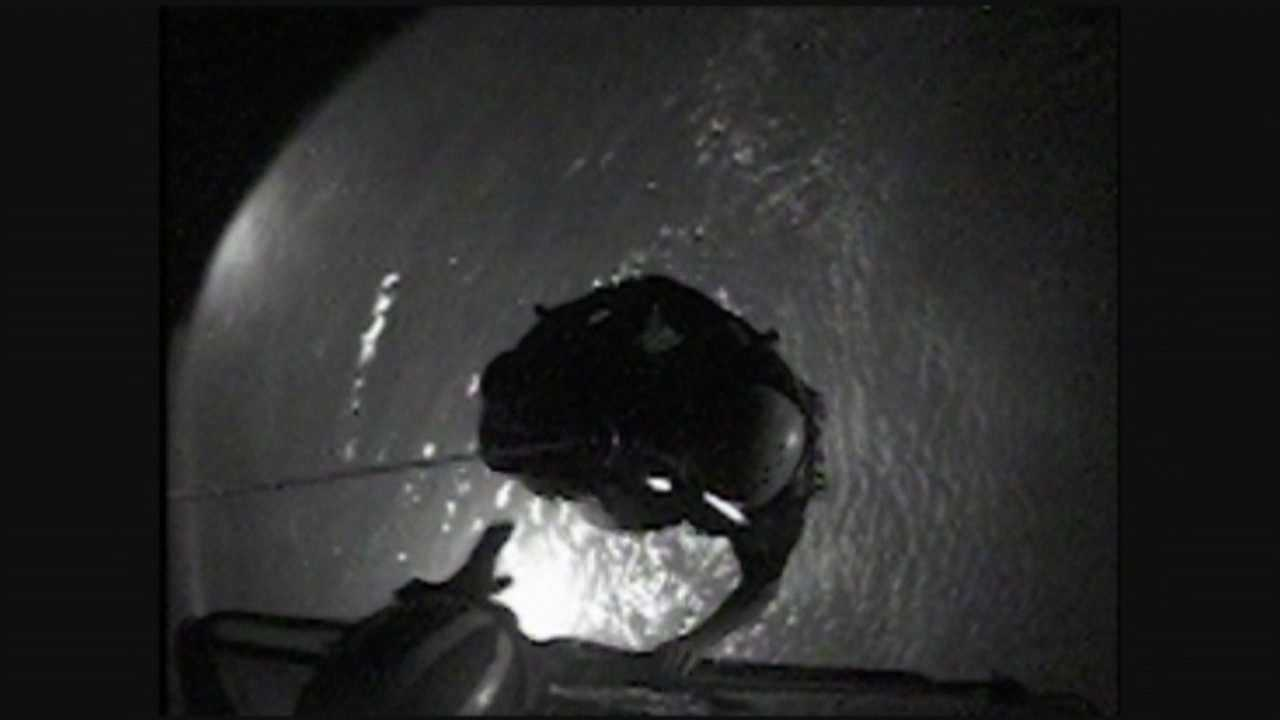 Coast Guard rescues two from sinking sailboat