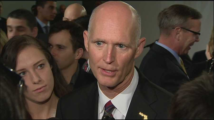 Gov. Rick Scott announced on Friday that Florida's unemployment rate for the month of November fell to 6.4 percent, but the state's unemployment website is causing major headaches for some still trying to get on their feet after losing their job.