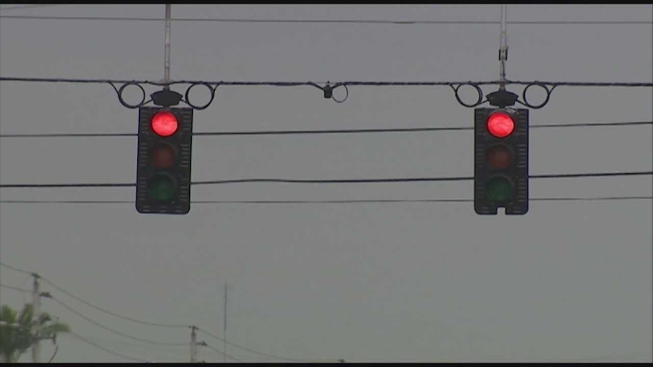 Central Florida's second-largest city is about to be free of red-light cameras.