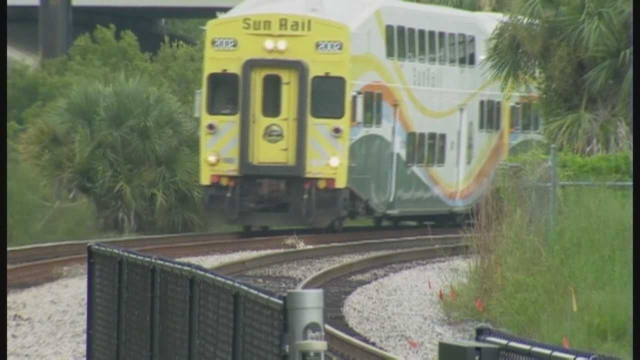 SunRail leaders say fewer people are riding these days after the trains were enormously popular when they first started rolling in May.