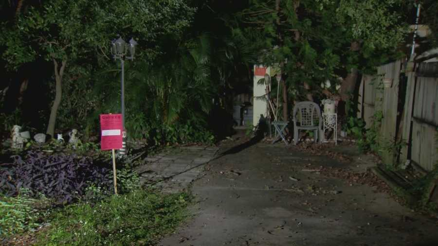 An east Orlando home is condemned after officials find two dead dogs.