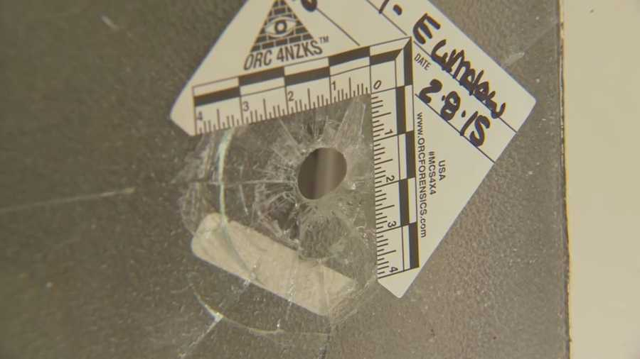 In a WESH 2 Exclusive, Bob Kealing reports on why FDLE is investigating stray bullets from an officer-involved shooting earlier this week.