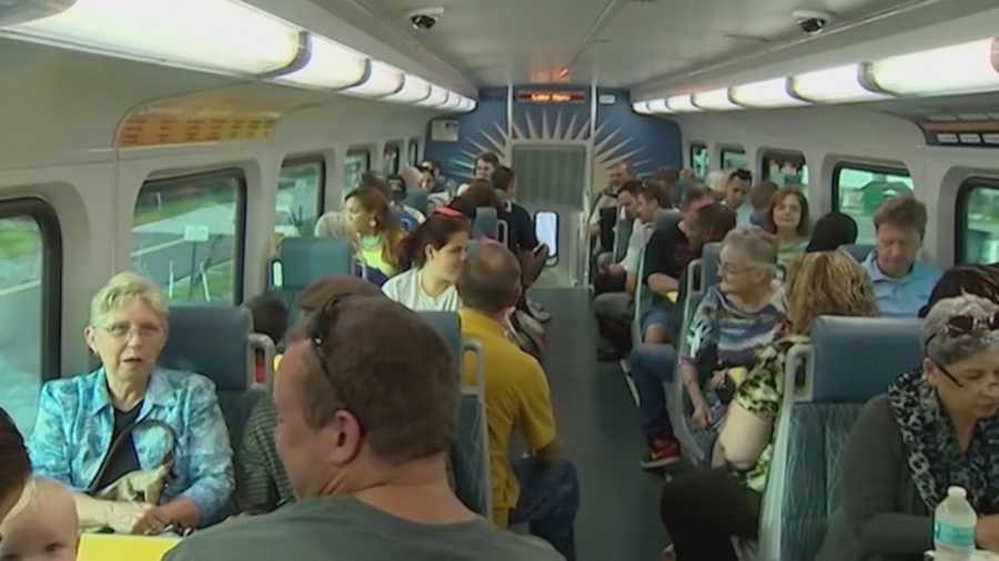 The Orlando City Commission approved on Monday funding to make 18 SunRail stations quiet zones.