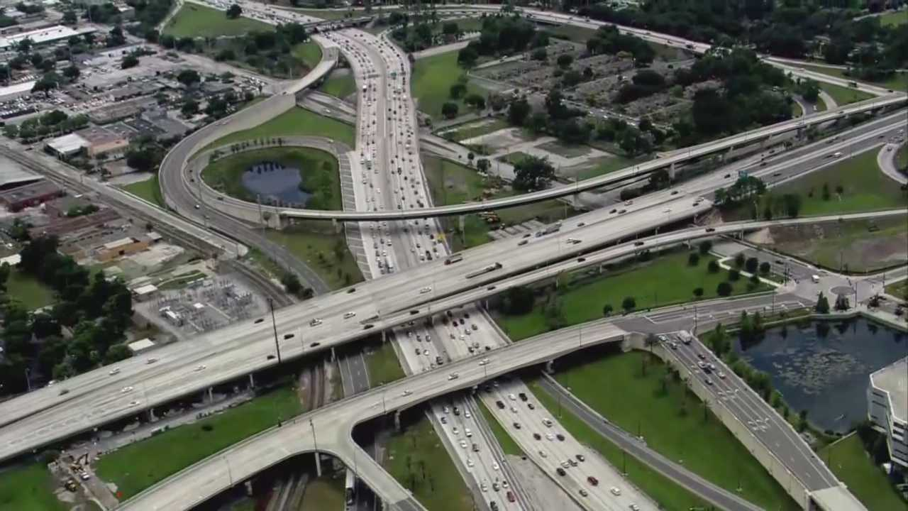 It's known as I-4 Ultimate. Construction is underway for two new lanes in each direction on I-4 for drivers willing to pay a toll in exchange for a smoother, less congested ride. Dave McDaniel (@WESHMcDaniel) has the story.