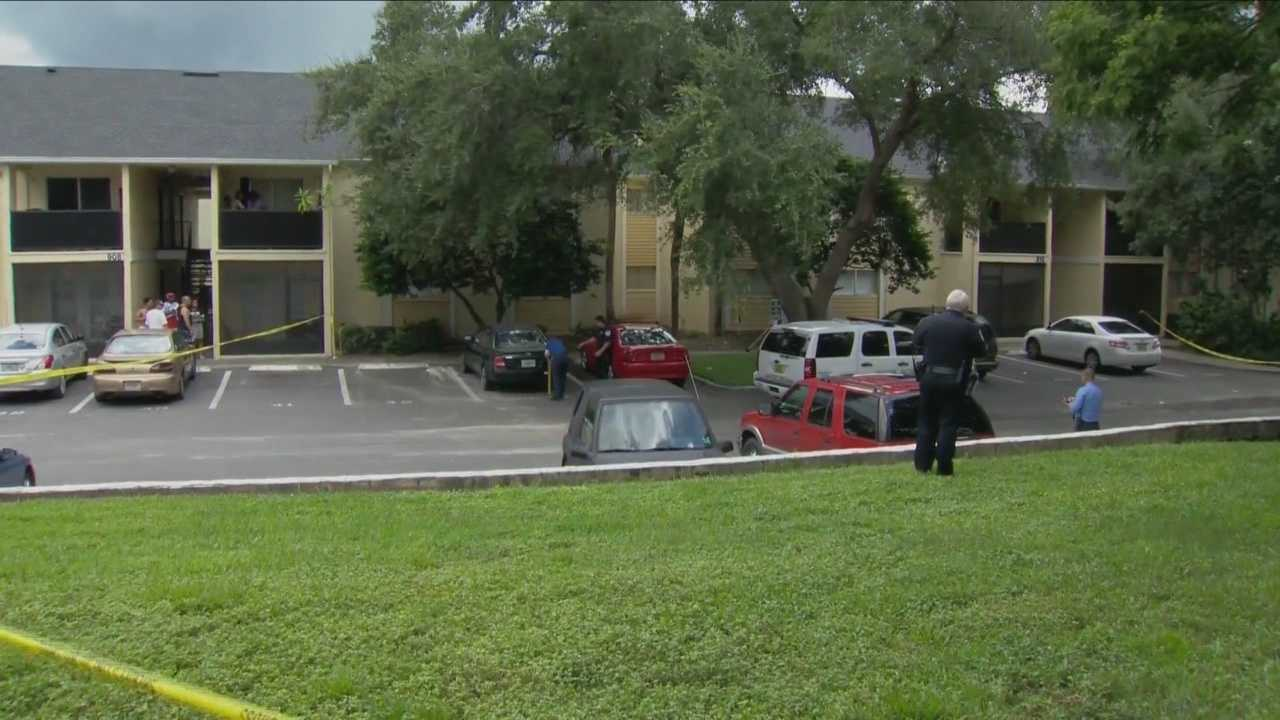 A teen is shot during a home invasion in Altamonte Springs. Bob Kealing (@bobkealingwesh) has the story.