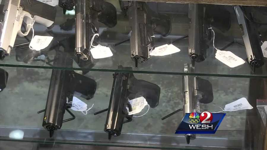 Dueling gun control measures fell short Monday in the nation's capital where four bills didn't clear the U.S. Senate. Jim Payne has reaction from Florida's U.S. senators.