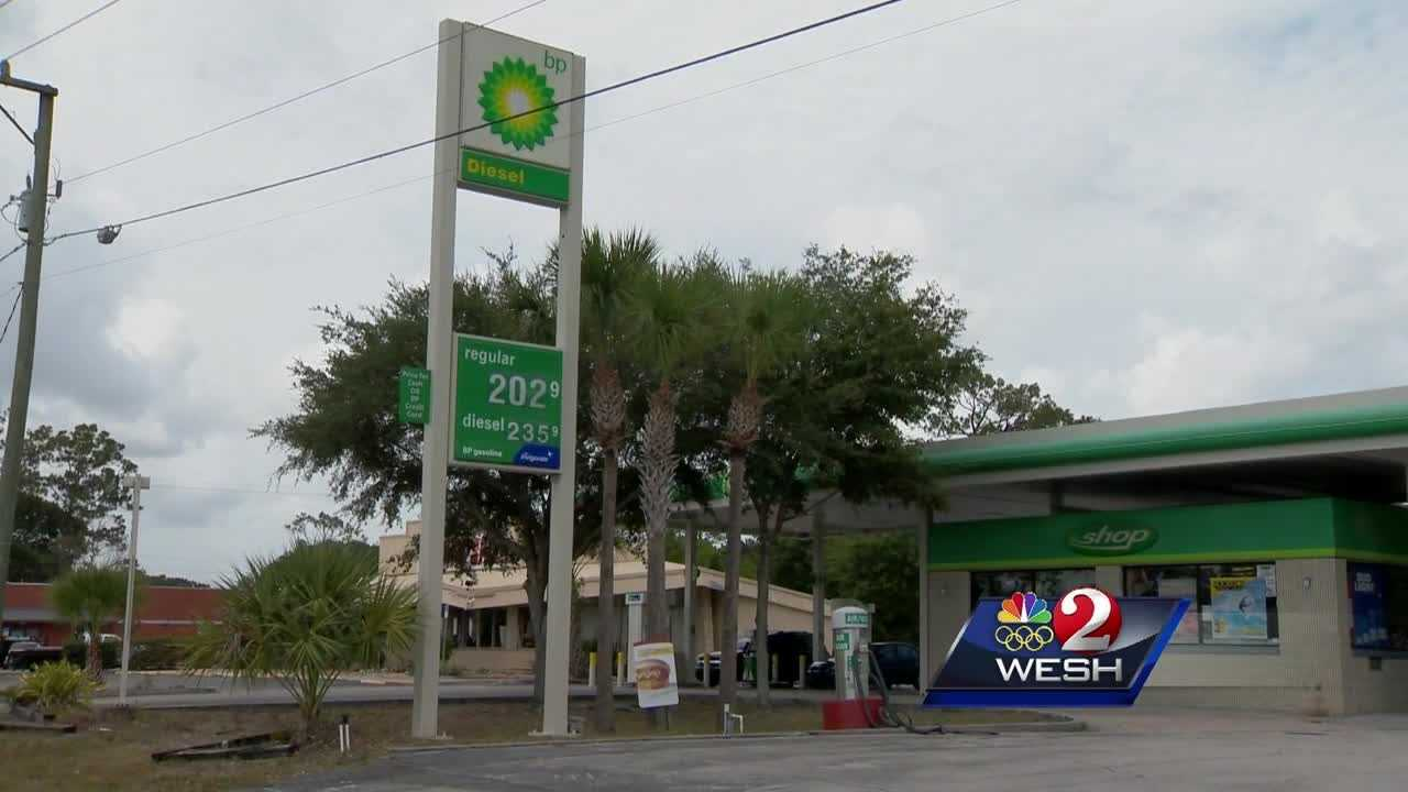 A BP employee was robbed Tuesday morning as she arrived at the Daytona Beach BP convenience store for work. The suspect followed the employee into the back, where she went to retrieve money, and then robbed her at gunpoint.
