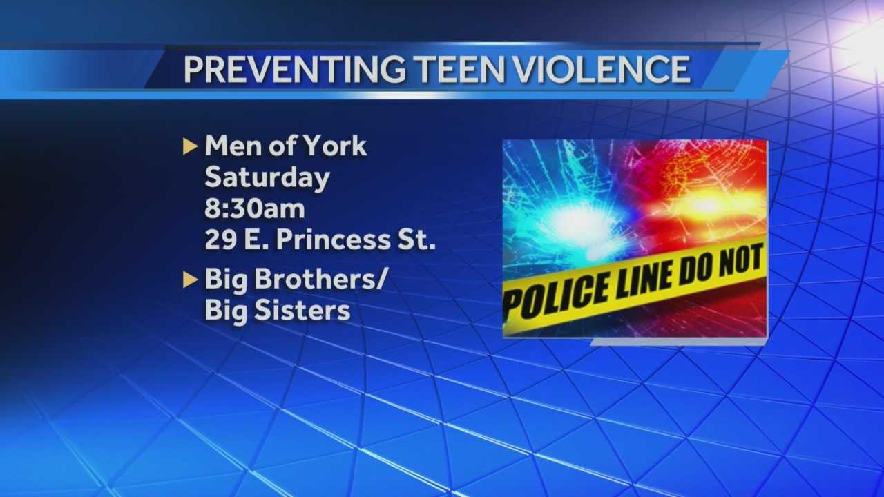 York City programs try to keep kids from committing crimes.