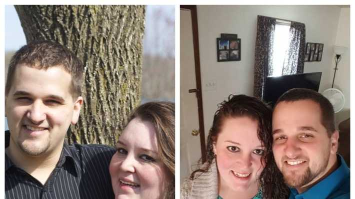 Before and After: Eden SanBoeuf says she used to eat whatever she wanted, but once she saw the toll it was taking on her health, she started to make a major change. Now, Eden and her husband, Rick, have lost a collective 177 pounds! CLICK HERE TO READ THEIR STORY.