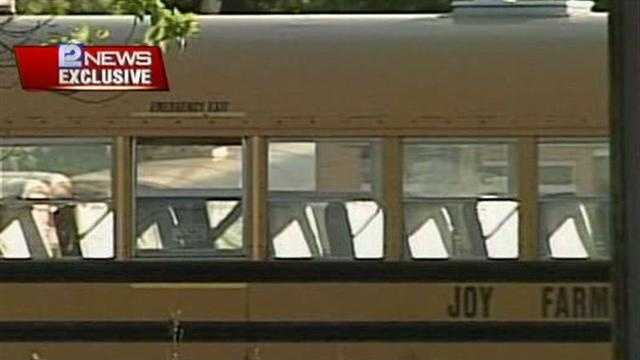 Mother of 8 year-old tells 12 News her child was left on a school bus for hours.